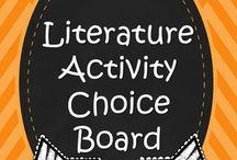 EDU   DAILY 5 / Literacy Rotations