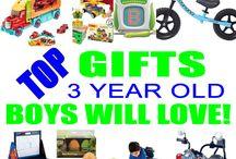 kinders b-day presents