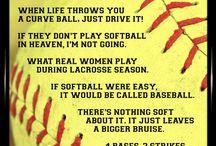 Softball ⚾