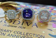 Major Bling / Multiples of diamond jewelry
