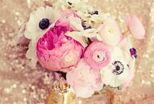 wedding bouquets / by Frouk la Freaux
