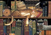 Bookmarks/bookshelf