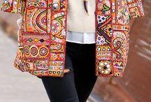 Patterned Jackets