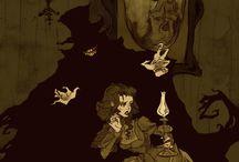 Goth Draws