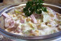 Saláták 2