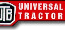Tracteur UNIVERSAL