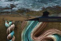 Yarn dyes