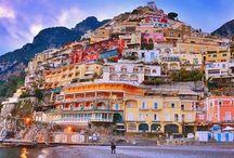 Italy + Zakynthos + Santorini