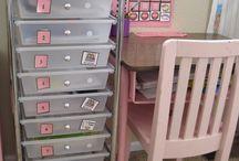 Homeschool Classroom  / by LuVena Hill