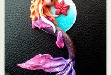 LisaBetsy Lovecraft / handcrafts diy resin pastel goth psychobilly creepy cute