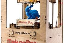 3D Print / by ReplicatorRevolution