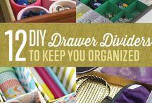 Organizing declutter