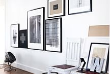 wall framed art