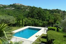 Child-friendly holidays Callian, South of France / Villa Rosier, with heated pool, spa and very child friendly facilities.  Available all year.  Walking distance to the village of Callian. https://www.affinity-holidays-france.com/property/rosier