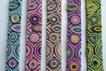 Jewelry: Bead Embroidery