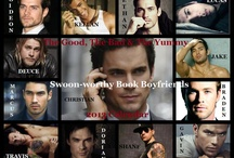 Oh My Eye Candy!! / Scantily clad men that I have a celebrity crush on.