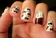Fruit Nail Art / by Rose Stumbaugh