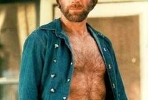 Chuck Norris. The original badass.