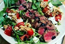 Healthy diner