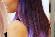 cabelos coloridos e lindos