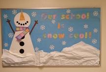 Kindergarten Winter Art