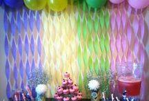 decoração para aniversário