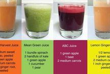 Juicing/Green/Smoothies/Detox