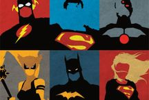 Superhero / by Luis Flores
