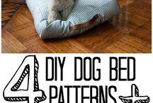 WFTD Dog Toys & Beds