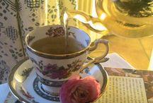 Tea time / Adoro il thè....