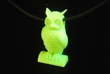 3D Art and Design / 3D printed beauties