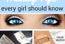 Make up Hacks