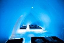 Rooms of Arctic Snowhotel / Photos of our different rooms