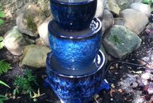 Homemade water fountains