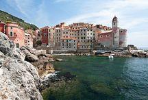 Liguria, lo spicchio