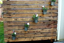 Privacy wall for deck..