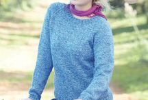 Sweater Knitting Patterns / Gorgeous sweaters and jumpers that make for stunning gifts (for yourself!)