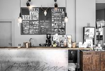 Interior Coffee Shop Design