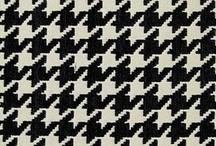 재질 천 패턴