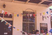 The Terrace Tea Shop / Food and homemade treats from the Family café