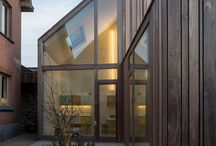 Timber Clad Buildings