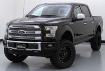Ford F150s