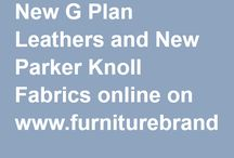 New Fabric and Leather choices for your chairs, sofas and suites