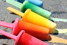 Kreatiewe kuns idees vir kinders