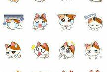 Emojis (whatsapp)