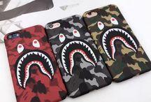 Bape Shark Case