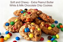 Recipes / Trail snacks and decadent desserts