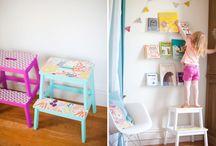 Nursery / kid's room