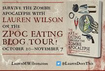 Art of Eating Through the Zombie Apocalypse Zpoc Eating Blog Tour