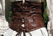 Leather - belt